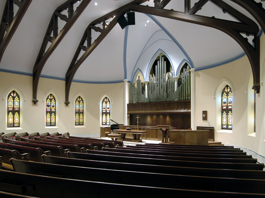Luther Place Memorial Church Kerns Group Architects